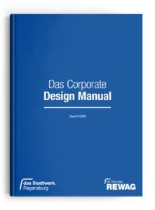 cover das stadtwerk corporate design manual
