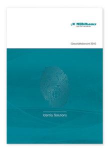 cover geschaeftsbericht 2010 muehlbauer