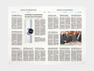 Wirtschaftszeitung Innovationspreis 2012