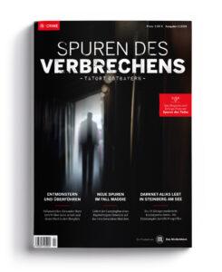 Cover M-Crime Magazin
