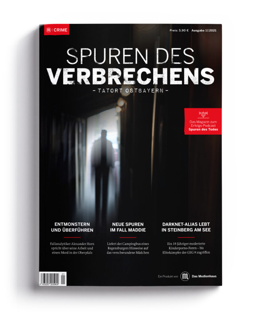 Cover M-Crime Magazin