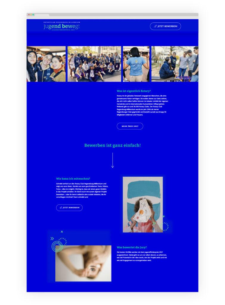 jugendbewegt website